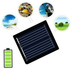 DIY Mini Solar Panel Module System Battery Charger 1V For Cell Phone. $1.00