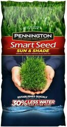 Pennington Smart Seed Sun and Shade Lawn Mix Requires 30% Less Water 7 lbs $29.99