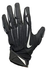 Nike Superbad 2.0 Black gloves XXL FOOTBALL RECEIVER BRAND NEW $20.00