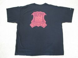 Kid Rock Local Muscle 2009 Red Stag By Jim Beam T Shirt Size XL $14.95