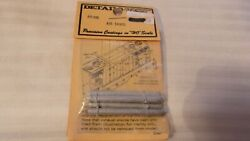 HO Scale Diesel Engine Air Tanks White Metal Details West AT 146 BNOS $9.00
