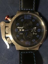 Ingersoll Bison No.33 IN1629 Men#x27;s Automatic DayDate MonthYear Watch $200.00