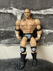 masters of the wwe universe triple h Figure Loose $25.00