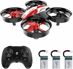 Holy Stone HS210 Mini Drone RC Nano Quadcopter Best Drone for Kids and Beginners $34.99
