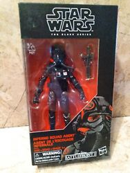 Star Wars: Black Series Inferno Squad Agent 6quot; Gamestop Exclusive Imperial New $38.00