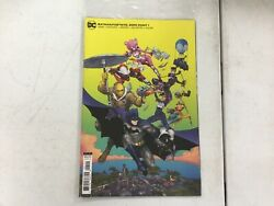 BATMAN FORTNITE comic #1 1st B VARIANT SEALED Harley Quinn SK N C@DE IN HAND $21.99