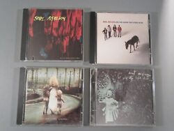 Soul Asylum 4 CD LOT Grave Dancers Dim Light Horse They Rode In Hang Time $13.99