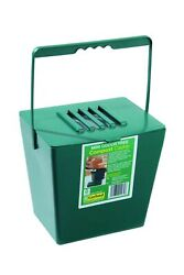 Bosmere K782 Kitchen Compost Caddy small Green $20.62