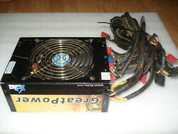 Xclio GREAT POWER 1200W POWER SUPPLY 100 240V Tested $250.00