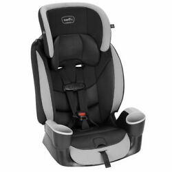 Evenflo Maestro Sport Harness Booster Car Seat Granite NIB FREESHIP $63.99