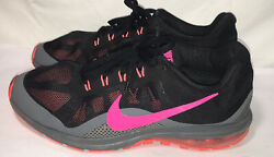 Nike Max Dynasty 2 Women's Running Athletic Shoes Size 10 852445 002 Gym