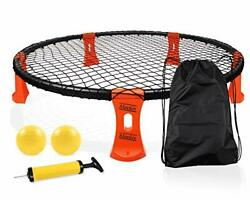 Mookis Ball Team Game Set Outdoor Games for Family Game for The Backyard Beach $62.29