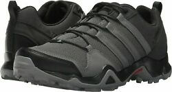 Adidas Men#x27;s Terrex AX2R Athletic Shoes Grey Black Size 11