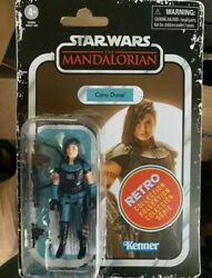 Star Wars Retro Collection The Mandalorian CARA DUNE Kenner Vintage 🔥SHIPS FAST $29.50