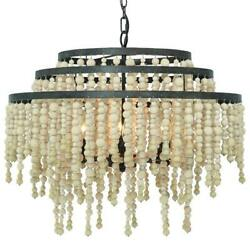Crystorama Lighting Group POP A5076 Poppy 6 Light 27quot;W Beaded Bronze $1198.00