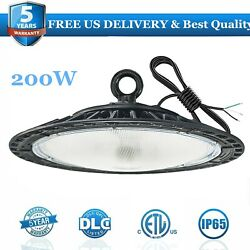 Highbay LED UFO Light 200W Commercial Lighting Industrial Warehouse Factory Lamp