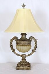 Vintage Table Lamp With Night Light 33quot; H. $385.00