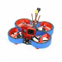 HGLRC Veyron 3 Cinewhoop 3 Inch 6S FPV Racing Drone Caddx Ratel FrSky R XSR Rx $175.00
