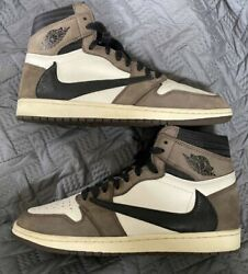 Travis scott jordan 1 high size READ $250.00