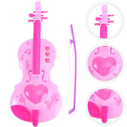 1Pc Toy Education Toy Violin Plaything Kids Plaything for Home Kids $12.93