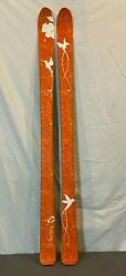G3 Nectar 170cm 116 81 104 Women#x27;s Backcountry Touring Skis EXCELLENT LOOK $109.95
