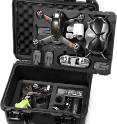 DJI FPV Drone Hard Case Waterproof Compatible With Googles V2 Fly More Combo $180.99