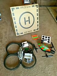 PARROT AR DRONE 2 NEW BATTERIES CHARGER INCLUDED TESTED VERY STABLE $69.99