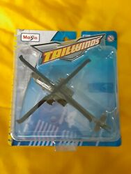 AH 64 Apache Helicopter. US ARMY. Maisto Fresh Metal Tailwinds. NEW in Package $12.00