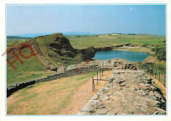 Picture Postcardgt;gt;Hadrian#x27;s Wall Above Cawfields GBP 2.59
