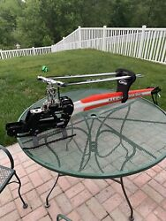 SAB Goblin Urukay RC Helicopter Airframe $800.00