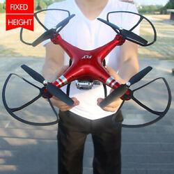 Remote Control Drones Quadcopter FPV Helicopter HD Camera Drone Flying $51.14