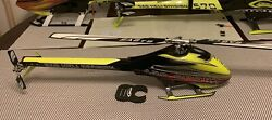 SAB GOBLIN 420.BNF with MSH IKON Flybarless controller Helicopter $695.00