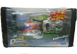Sky Rover 03 Mini Helicopter Remote Control Easy to Fly Ages 8 Dyna Blade $24.99