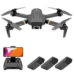 2021 New Foldable FPV RC Drone With 1080P HD Camera Quadcopter Aircraft $58.91