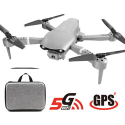 F3 GPS Drones with 4K 1080P Dual HD Camera 5G Wifi FPV RC Quadcopter Foldable $103.99