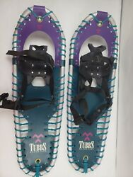 Tubbs Snowshoes 25quot; x 8 1 2quot; Used Once $99.27