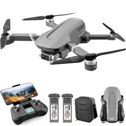 4DRC F4 PRO GPS RC Drone Camera 4K 5G Wifi Brushless Quadcopter 2 Battery USA $208.76