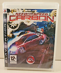 Need for Speed: Carbon for the PS3 European Version Complete $25.99
