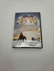Christmas for a Dollar NEW DVD Family Dove Award Inspired by a True Story $9.99
