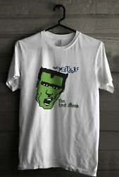 Casual Tshirt The Lost album 2014 The Meteors Casual White Color By gildan... $30.00