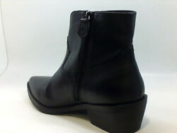 Vintage Foundry Co. Womens Boots in Black Color Size 9.5 DTE $40.63