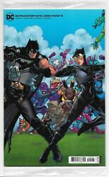 Batman Fortnite Zero Point #5 Conner Variant Sealed with Code DC 2021 NM $5.99