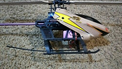 HeliMax Axe CPv3 Helicopter For Parts $50.00