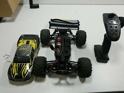 1:16 Brushless Large RC Cars 55 kmh Speed Remote Control Car 4x4 OffTruck $102.56