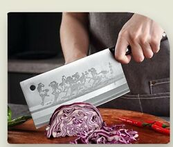 Knife Kitchen Steel Chef Stainless Knives Blade Professional Sharp Inch Boning $34.75