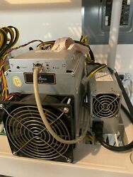 Bitmain antminer L3 with Power Supply and Custom Firmware $1600.00