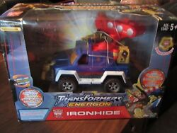 Ironhide Transformers Energon Electronic Sounds Vehicle BRAND NEW Sealed $49.77