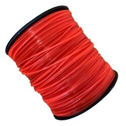 1 Roll Commercial String Trimmer Line For Echo Stihl Redmax Replacement Part