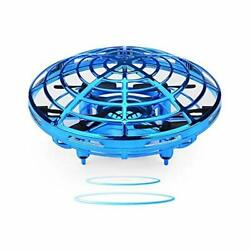 Flying Toys for Kids Hand Operated Drones for Kids Hands Free Mini Drones wit... $10.85