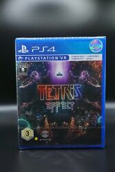 Tetris Effect PlayStation 4 VR PS4 Brand New and Sealed $24.99